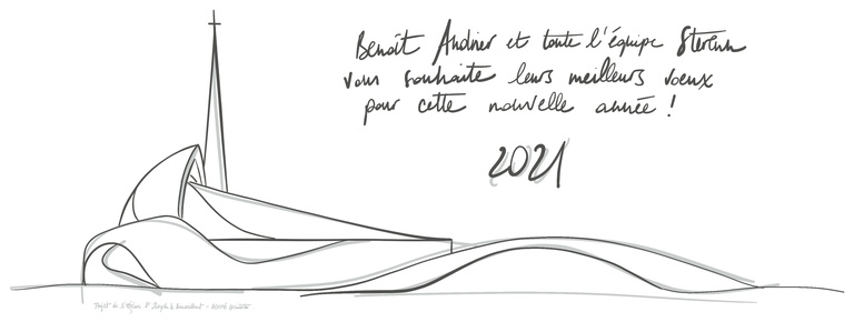 Sterenn Architecture - Carton_Voeux_2021