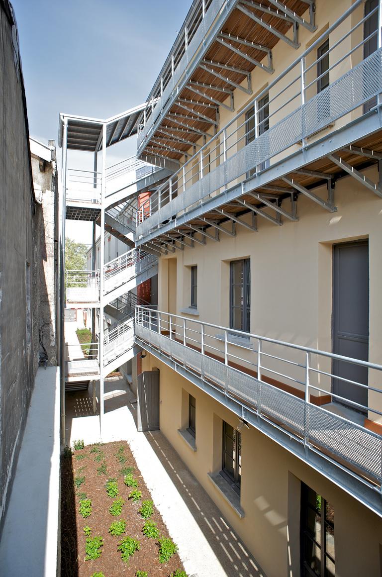 Sterenn Architecture - Réhabilitation d'un immeuble de 10 logements à Saint-Ouen