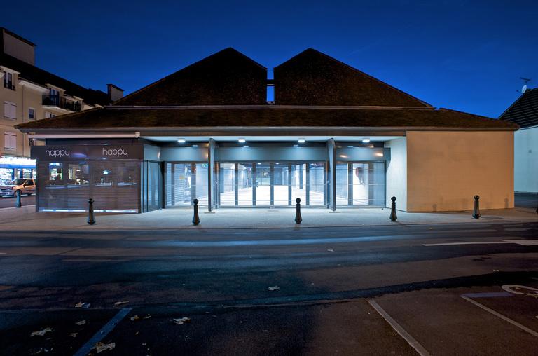 Sterenn Architecture - Réhabilitation d'une halle de marché