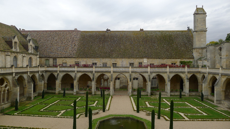 Sterenn Architecture - Abbaye de Royaumont