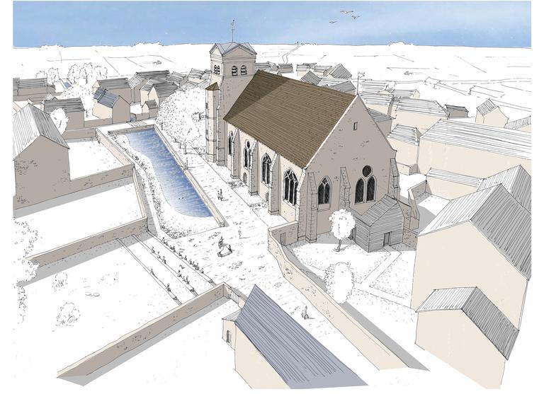 Sterenn Architecture - Eglise Saint-Louis