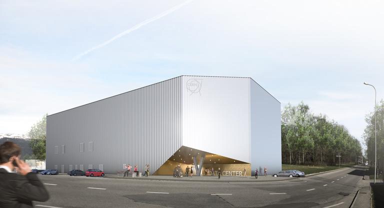 Sterenn Architecture - Data center