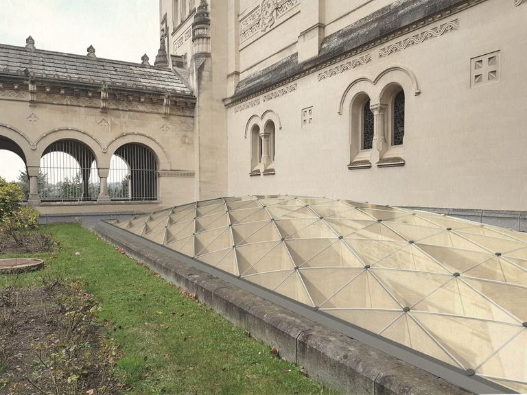 Sterenn Architecture - Chapelle de Lisieux