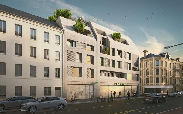Sterenn Architecture - Îlot Zurich-Briand