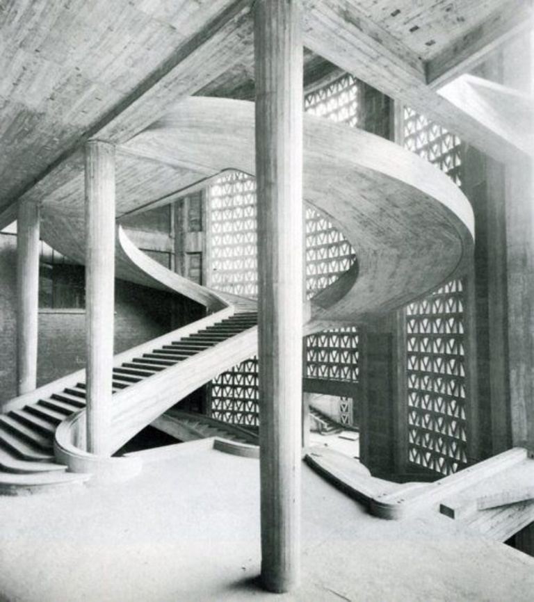 Sterenn Architecture - L'escalier
