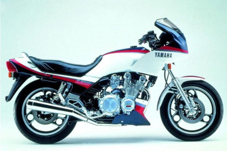 Sterenn Architecture - Moto Yamaha XJ 900-1983